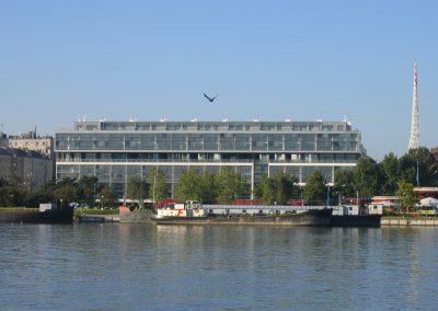 Wohnbau 1020 Wien