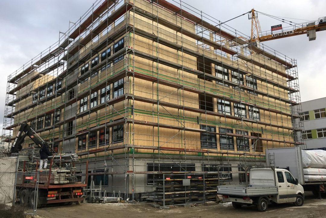 Schulerweiterung 1220 Wien