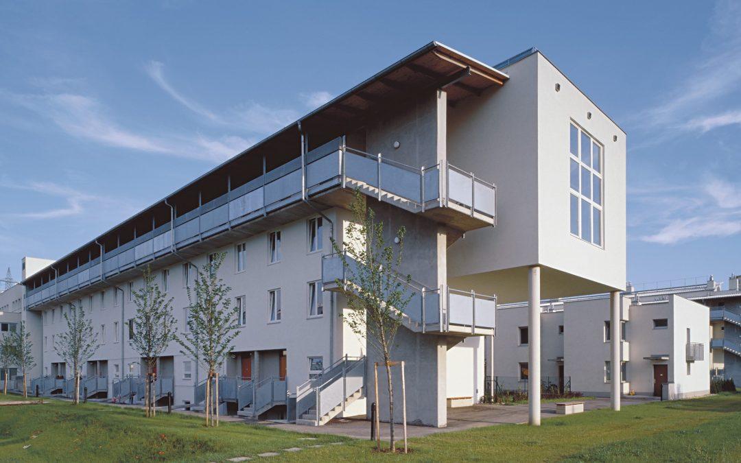 Wohnbau 1210 Wien