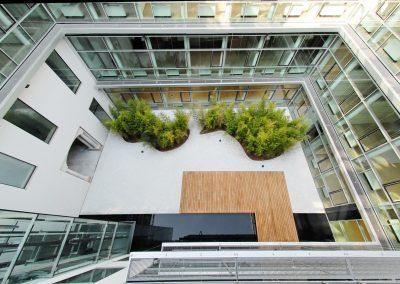 Courtyard Design OSCE 1010 Vienna