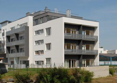 Residential building Wiener Neustadt