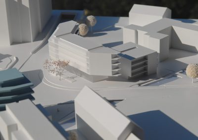 1.Prize Residential building St.Pölten