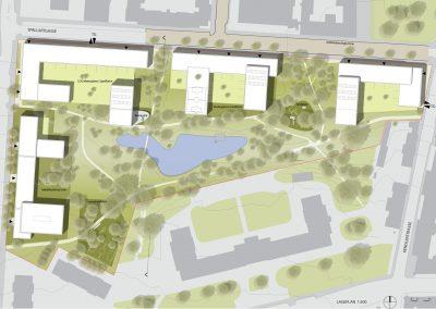 urban planning 1140 Vienna