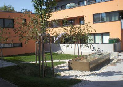 Wohnbau Mannswörth