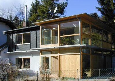 extension building 1140 Vienna
