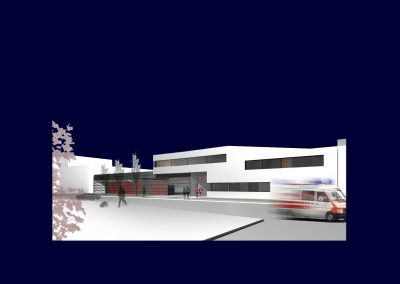 Rescue Station 1110 Vienna