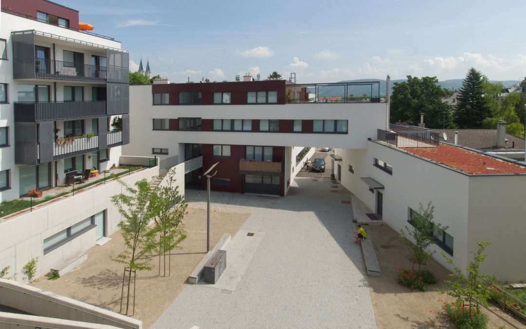 Wohnbau Klosterneuburg