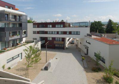 residential building Klosterneuburg