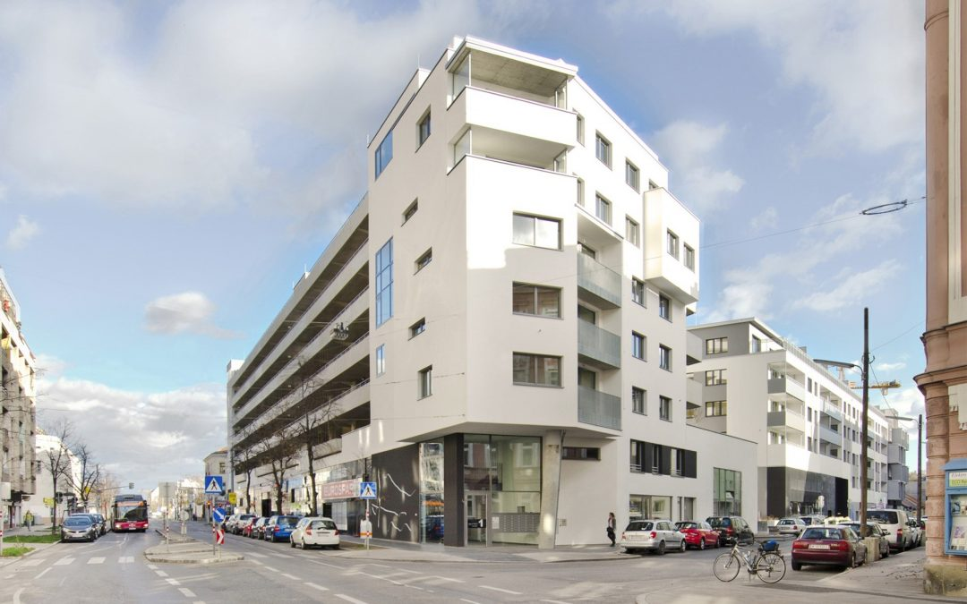 Wohnbau 1211 Wien