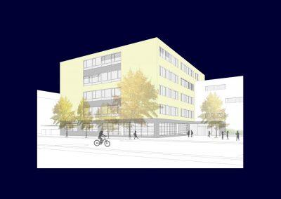 school extension 1220 Vienna